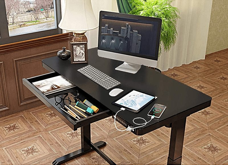 ED20 Sit and Stand Desk