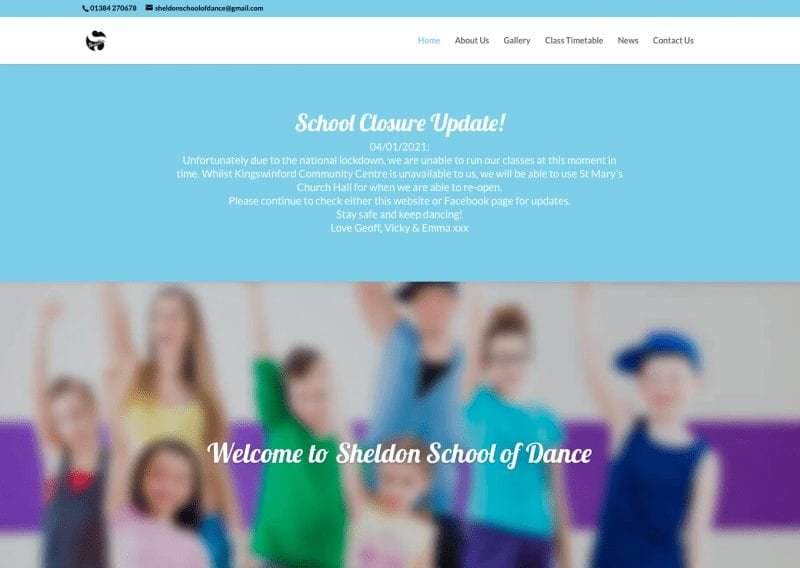 Sheldon School of Dance